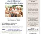 Estate Planning Workshop Flyer